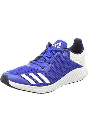 adidas Unisex Adults' Fortarun K Running Shoes, ( / (Reauni/Ftwbla/Maruni) 000)