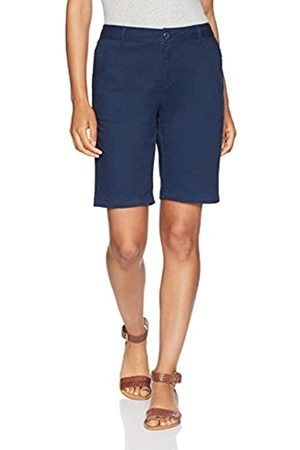 "Amazon 10"" Inseam Solid Bermuda Short Navy"