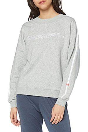 Calvin Klein Women's L/s Sweatshirt ( Heather 020)