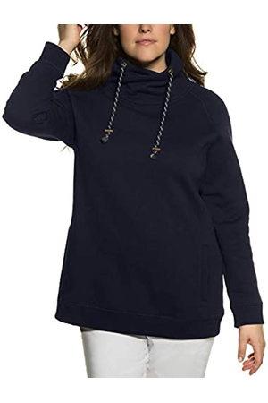 Ulla Popken Women's Mantel Sweatshirt