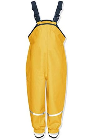 Playshoes Boy's Rain Dungarees Relaxed Long sleeve Overall