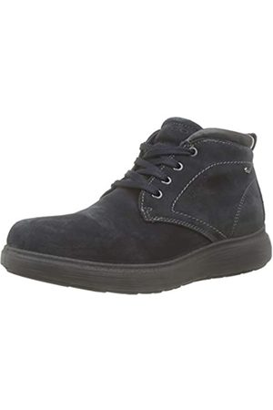 IGI&CO Men's Uomo Gore-tex-41206 Hi-Top Trainers, (Notte 4120611)