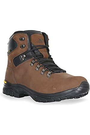 Trespass Men's LOCHLYN High Rise Hiking Boots, Dark