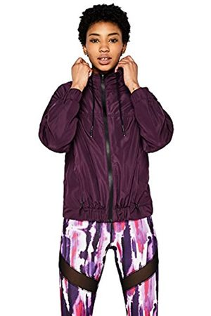 AURIQUE Amazon Brand - Women's Running Jacket, 14