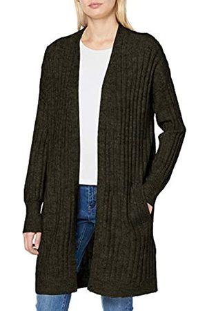 Pieces Women's Pcnew Sanni Ls Wool Knit Cardigan Noos