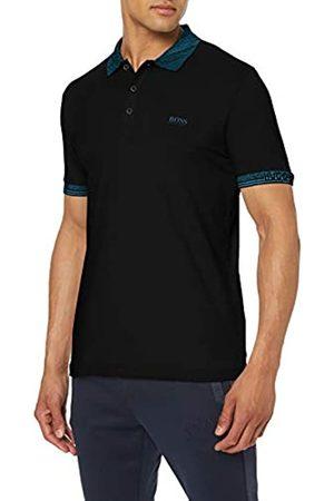 HUGO BOSS Men's Paule Plain Slim Fit Polo Shirt