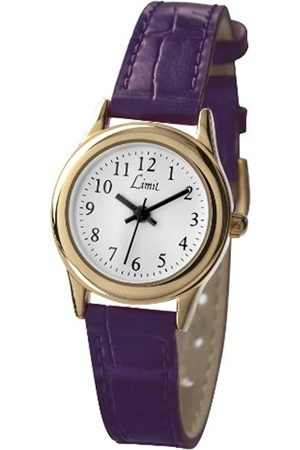 Limit Women's Quartz Watch with White Dial Analogue Display and PU Strap 6982.35