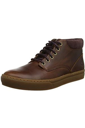 Timberland Men's Adventure 2.0 Cupsole Chukka High-top Sneaker, (Medium Full Grain)