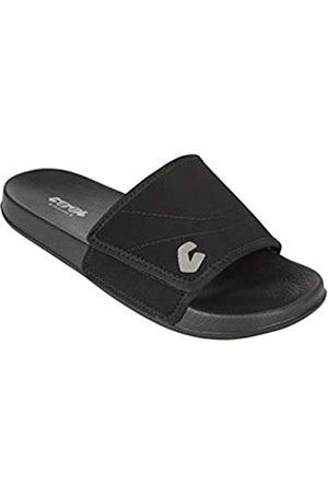 Cool shoe Men's Flow AVS Flip Flops, ( 00001)