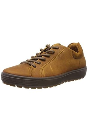 Ecco Men's Soft 7 Tred M Low-Top Sneakers, (Amber/Amber 57624)