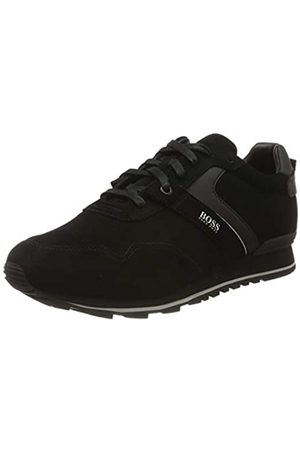 HUGO BOSS Men's Parkour_Runn_sdwr 10223357 01 Low-Top Sneakers, ( 001)
