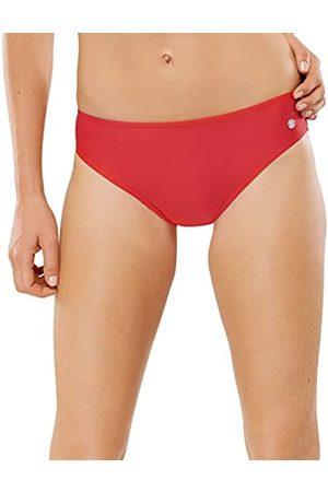 Schiesser Women's Slip Bikini Bottoms, -Rot (Rot 500)