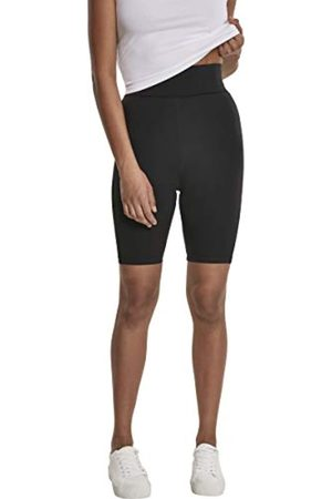 Urban classics Women's Ladies High Waist Cycling Shorts