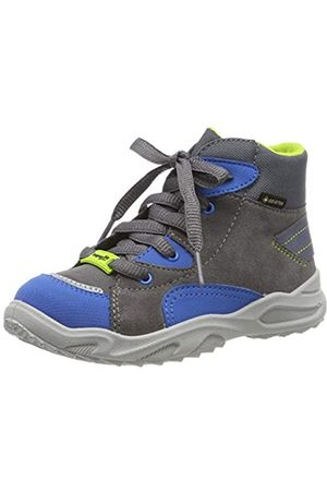 Superfit Boys' Glacier Snow Boots, (Grau/ 21)