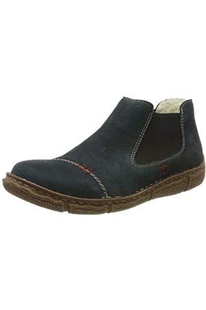 Rieker Women's Herbst/Winter Chelsea Boots, (Pazifik / 14 14)