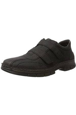 Rieker Men's 12251 Loafers, (Schwarz 00)