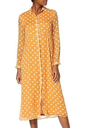 Vila Women's Vienna 3/4 Ankle Dress