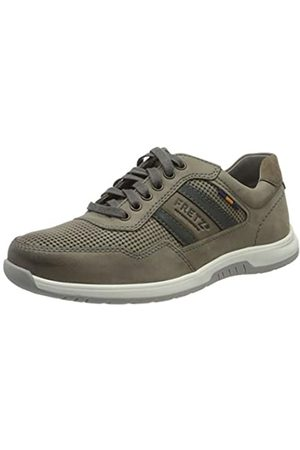 FRETZ men Arezzo Low-Top Sneakers, (Smoke 96)