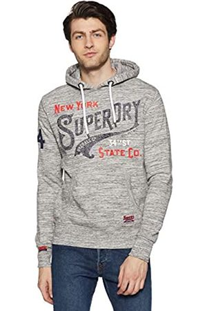 Superdry Men's 34th St Hood Jumper