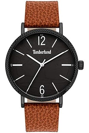 Timberland Mens Analogue Quartz Watch with Leather Strap TBL15636JYB.02