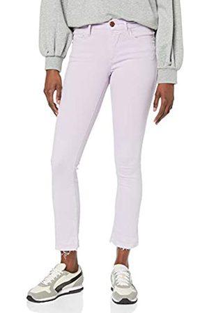 True Religion Women's Halle Modfit Lavendar Skinny Jeans