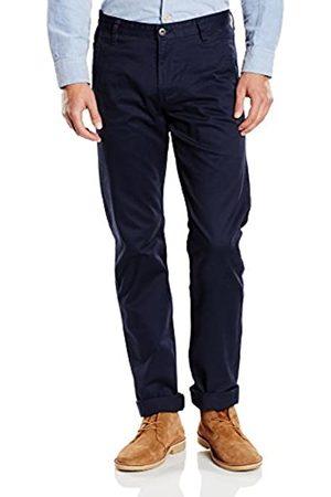 Dockers Men's Alpha Khaki Tapered Stretch Twill Slim Trousers