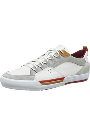 Geox Men's U KAVEN B Low-Top Sneakers, (Lt / C1303)