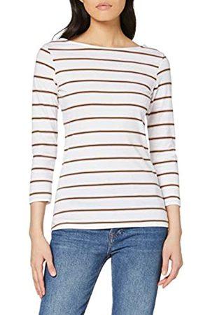 Dorothy Perkins Women's Stripe 3/4 Sleeve top. Blouse