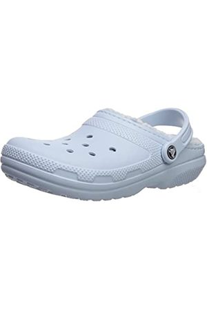 Crocs Unisex Adult's Classic Lined Clog, (Mineral /Mineral 4jz)