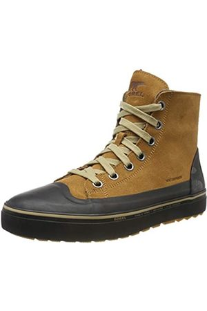 sorel Men's Cheyanne Metro Hi WP Slippers, Elk