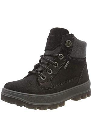 Superfit Boys' Tedd Gore-Tex' Snow Boots, (Schwarz Kombi 02 02)