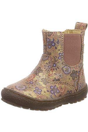 Bisgaard Girls' Ebba Chelsea Boots, ( Flowers 3015)