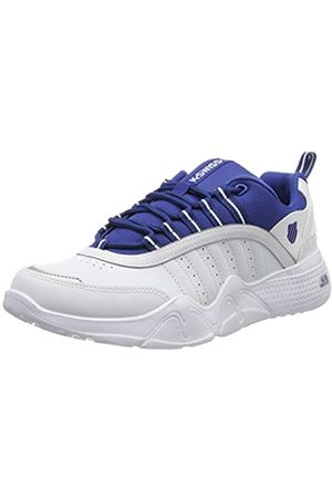 K-Swiss Men's Cr-Castle Low-Top Sneakers, Blau (True /Whit 365)