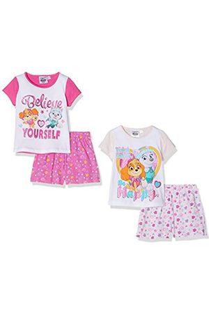 Nickelodeon Girl's Paw Patrol Pyjama Sets