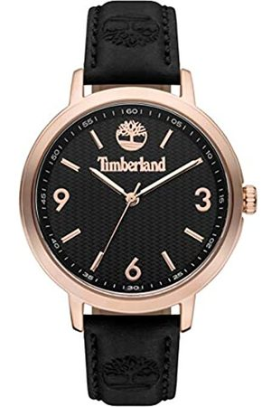 Timberland Womens Analogue Quartz Watch with Leather Strap TBL15643MYR.02