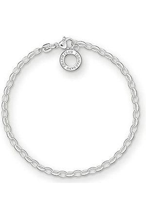 Thomas Sabo Charm Club 925 Sterling Women's Charm Bracelet