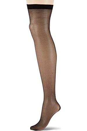 Fiore di Lucia Milano Women's Provoke/Storia Suspender Stockings, 20 DEN