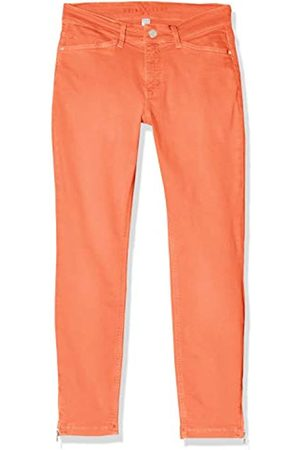MAC Women's Dream Chic Straight Jeans, (Papaya PPT 856r)