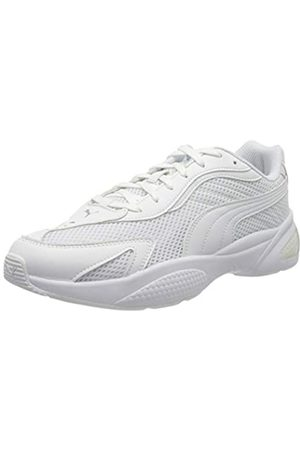 Puma Unisex Adult's Ascend LITE Trainers, -High Rise-Metallic 01