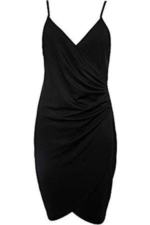 Ivy Revel DE Women's Drapy Wrap Dress Party