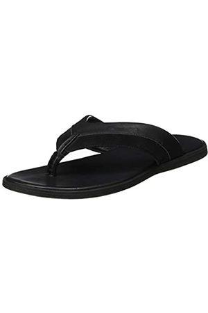 Kickers Men's Mooley Flip Flops, (Noir 8)