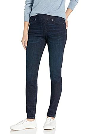 Amazon Essentials New Pull-on Jegging Jeans, Dark Wash