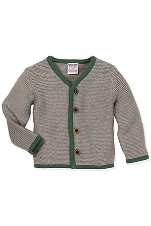 Schnizler Baby Grey Knitted Cardigan