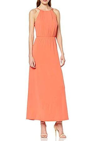 Vila Women's Vitaini S/l Maxi Dress/dc