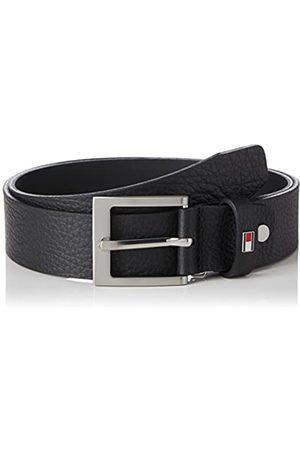 Tommy Hilfiger Men's Grainly Leather Belt 3.5 Adj