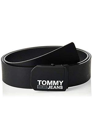 Tommy Hilfiger Men's Tjm Plaque Leather Belt 4.0