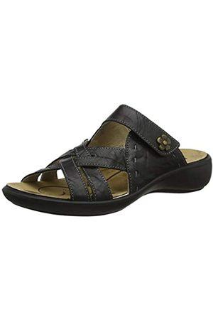 Romika Women's Ibiza 99 Gladiator Sandals, (Schwarz 100)