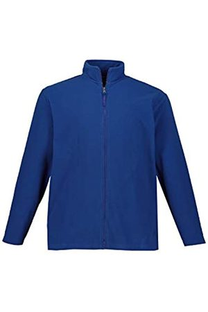 JP 1880 Men's Big & Tall Zip Front Fleece Jacket Summer XXXXX-Large 705552 78-5XL