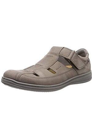 Jomos Men's Credo Loafers, (Smoke 12-240)