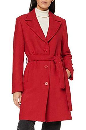 Naf-naf Women's Ared M1 Long Sleeve Coat